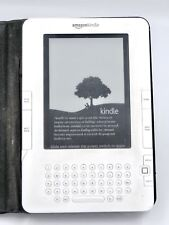 Amazon Kindle 2nd Generation E-Book Reader Wireless 2GB White D00701