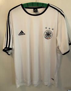 DFB|Deutschland|Trikot|Größe|XL|Adidas|EM|WM|weis|
