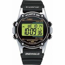 Timex Men's Plastic Digital Wristwatches