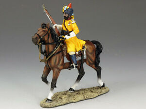 KING & COUNTRY SONS OF EMPIRE SOE026M BRITISH SKINNER'S HORSE SCOUT MIB