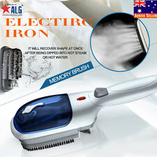 800W Handheld Fabric Iron Steam Laundry Clothes Electric Steamer Brush Family