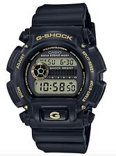 Casio G-Shock * DW9052GBX-1A9 Digital Black & Gold Watch COD PayPal