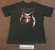 EUC Vtg 1991 Danzig II Lucifuge Tour Concert T Shirt XL Rare Misfits Metal Punk
