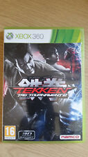 TEKKEN TAG TOURNAMENT 2 - NAMCO  - GAME - PAL - XBOX 360