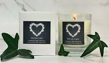 Quinnell Candles Welsh Cake - Luxury Candle