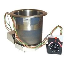 APW Wyott SM-50-7 Food Warmer drop-in electric 7-quart round pan
