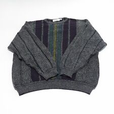 Mens Vintage St. Croix Knits Polo Style Wool Blend Sweater XL For Cedrics