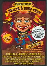 SKATE & SURF FEST VOL 1 NEW DVD