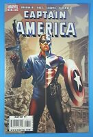 Captain America #43 Marvel Comics 2008 Winter Soldier Time's Arrow Part 1