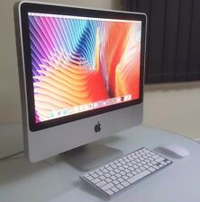 """APPLE iMAC 20"""" DESKTOP PC ALL IN ONE 2GB RAM A1224 MINT CONDITION 250GB"""