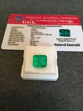 5.40 cts. 100% Natural Transparent Colombian Emerald Estate Collection Lot 168