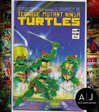 Teenage Mutant Ninja Turtles #4 2nd Print NM- 9.2 (Mirage)