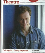TOBY STEPHENS interview UKmag 2010 theatre