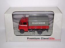 PREMIUM CLASSIXXS MERCEDES-BENZ L319 FEUERWEHR 1/43 11059 FIRE BRIGADE