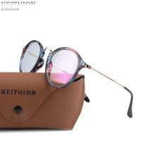New Women Fashion Vintage Eyeglass Frames Glasses Retro Metal Clear Lens Eyewear