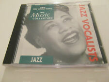 Jazz Vocalists - Various Artists ( CD Album ) Used very good
