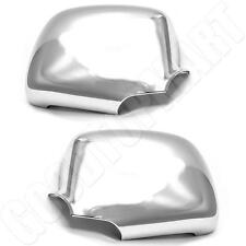 For Chevy Colorado 04-13 & GMC Canyon 04-13 Chrome Full Mirror Covers Cover
