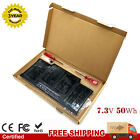 50Wh  A1496 A1405 Battery For Apple Macbook Air 13'' A1466 2013 2014 2015 2017
