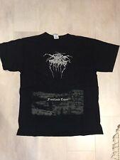 Darkthrone Shirt L Frostland Tapes Behemoth Gorgoroth Black Metal