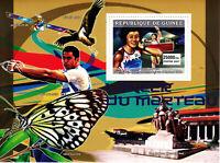 Guinea 2007 Summer Olympic, Beijing Pekin 2008, MNH, perf. S/S