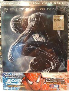 SPIDER-MAN 3 GIFT LIMITED Edition NUMERATA (2 DVD) N° 333 di 3000