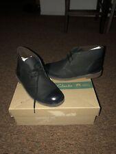 Clarks Men's Bushacre 2 Chukka Boot - Black