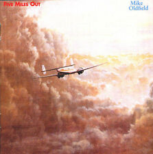 Mike Oldfield – Five Miles Out CD, Album, Reissue