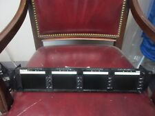 """Marshall V-R44P 4"""" Analog LCD Monitor Quad Screen without power adapter"""
