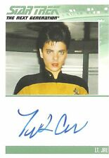Star Trek the Next Generation Tracee Cocco (Lt. Jae) Autograph Card