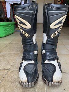 Motocross Stiefel AXO BOXER Gr.46, gebraucht