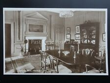 Norfolk NORWICH Strangers Hall GEORGIAN ROOM Old RP Postcard by J.S.3440
