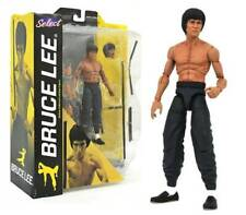 Bruce Lee Shirtless Deluxe Collector's Action figure 18 cm Diamond Select