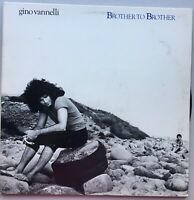 Gino Vanelli - Brother To Brother - Vinyl LP