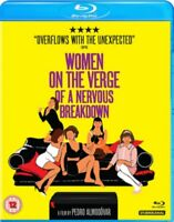 Donna On The Verge Of A Nervous Breakdown Blu-Ray Nuovo (OPTBD4033)