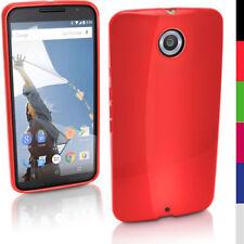 Cover e custodie rosso Per Motorola Nexus 6 per cellulari e palmari Motorola