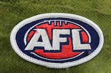 #D507.  AFL  AUSTRALIAN RULES FOOTBALL  PATCH, small