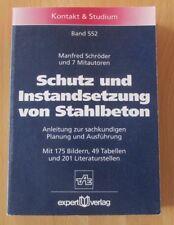 M.Schröder Schutz Instandsetzung Stahlbeton Sanierung Kunststoff Beton-Ersatz