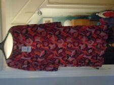 NEW next dress.....size 18...floral lightweight shift dress.....rp £32