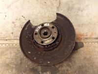 VOLVO XC90 WHEEL HUB 2.4D 120KW ABS REAR LEFT NEAR SIDE  SPINDLE KNUCKLE