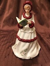 ROYAL DOULTON NEW 12 DAYS CHRISTMAS-THE 2ND DAY OF CHRISTMAS LADY FIGURINE MINT