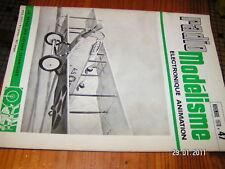 Radio Modelisme n°47 Tina Curtiss JN4D Schleicher K8-B