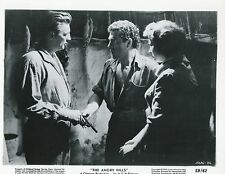 ROBERT MITCHUM THE ANGRY HILLS  1959 VINTAGE PHOTO ARGENTIQUE N°4