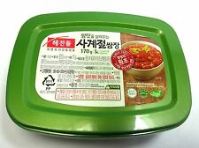 Red Pepper Paste, Soybean Paste Mix Ssamjang Sauce 170g