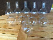 10 x Labor Glaskolben von Schott und Duran 250 ml