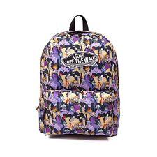 d6f8084e3 NEW DISNEY VANS VILLAIN VILLAINESS REALM BACKPACK BAG School Disney Princess