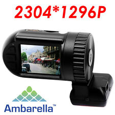Ambarella A7 Mini 0805 XHD 1296P Pro Dash Cam Car Recorder Camera DVR GPS Logg