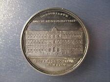 ºVATICANO MEDALLA ANUAL OFICIAL PAPA PIO XI AÑO III 1927 - PLATA