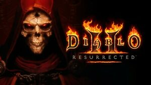 Diablo 2 Resurrected | Leveling/ Boss Runs/Items