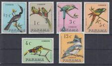 Panama 989 - 94 Bird - Birds (MNH)