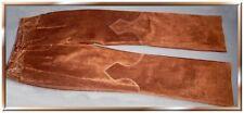 NEU! Wildlederhose Gr. 38/40 in Cognac - Madeleine - sehr edel